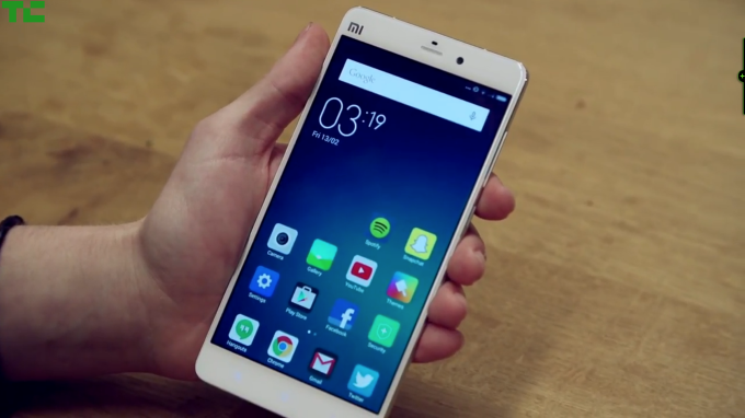 Xiaomi Mi Note Review