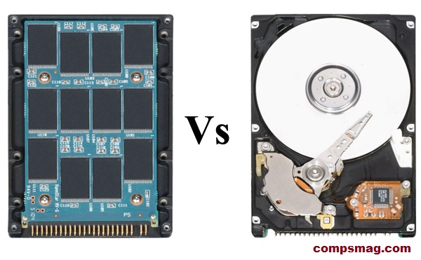 Difference Between Ssd Vs Hdd Compsmag