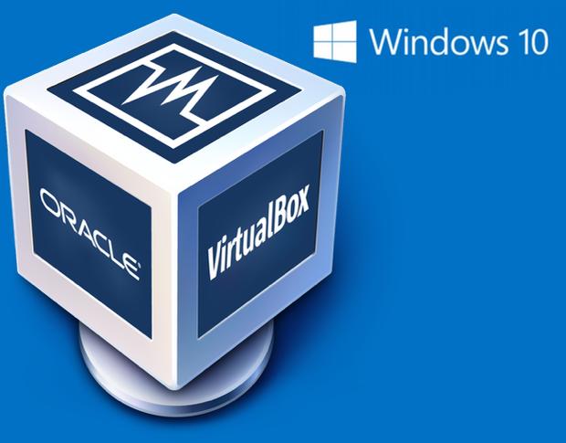 how to run windows 10 on VirtualBox