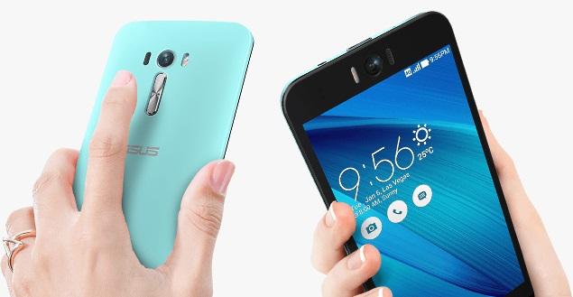 Asus Zenfone Selfie ZD551KL- Design