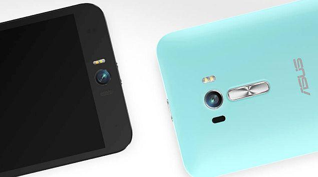Asus Zenfone Selfie ZD551KL- camera