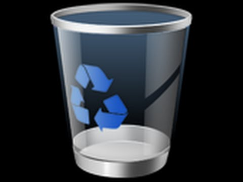 How to create recycle bin in android