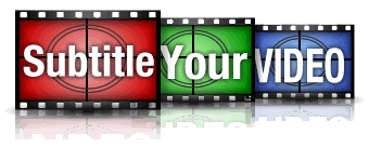 How to create video subtitle