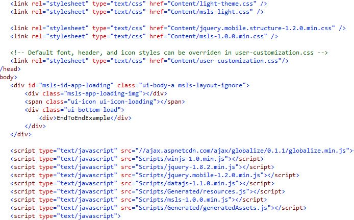 How to see web page source code on android
