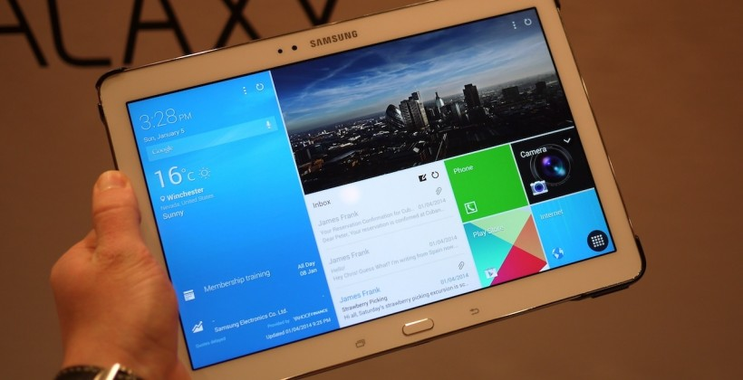 Samsung Galaxy Note Pro12.2 LTE Features