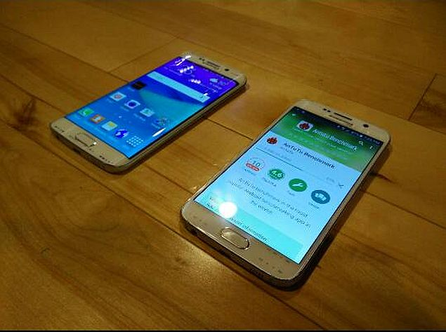 Samsung Galaxy S6 And S6 Edge To Android 5.1.1 Lollipop Update On Sprint