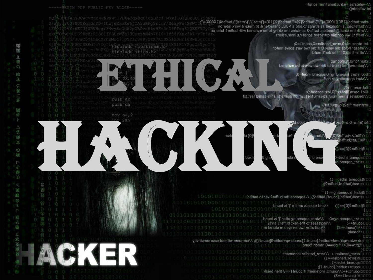 Hack and crack sites