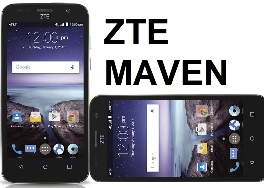 ZTE Maven- Specification, Review And Price