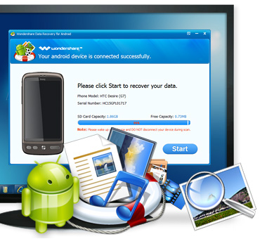 How to recover photos and videos from android