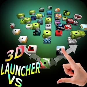 3D Launcher VS
