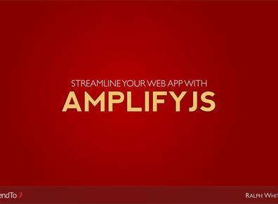 AmplifyJs