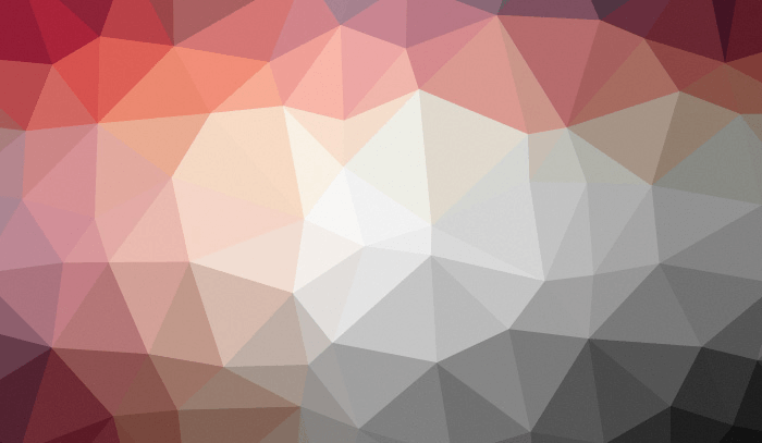 Animated Low-Poly SVG Background Generator