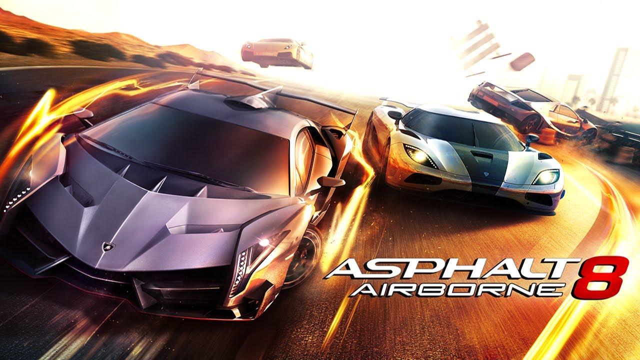 Asphalt 8 Airborn