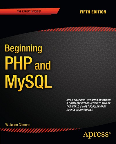 Beginning PHP and MySQL Book