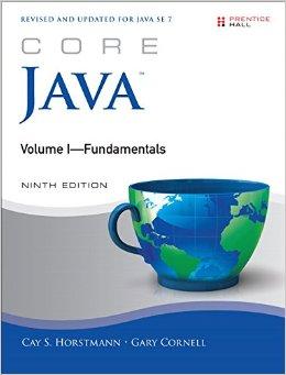 Core Java Volume 1 Fundamentals (9th Edition)