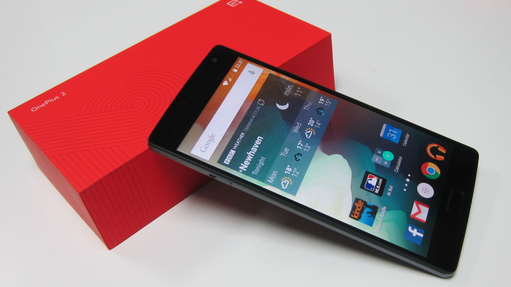 How to install oxygen OS on OnePlus 2