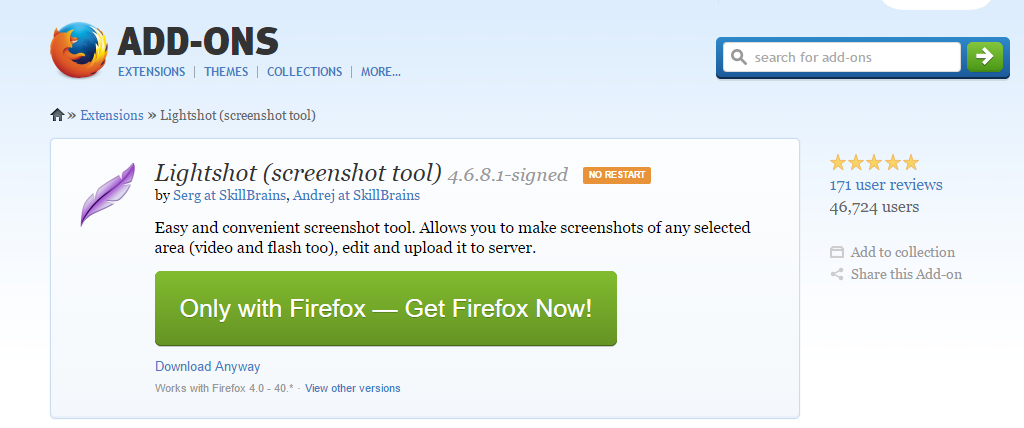 Top 3 Best Screen Capturing Add-on For Firefox