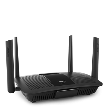 Linksys EA8500 max stream smart wi-fi router review