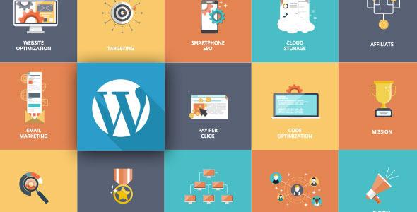 SEO icon wordpress