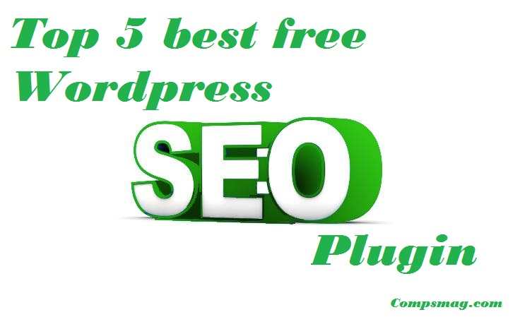 Top 5 free wordpress SEO plugin