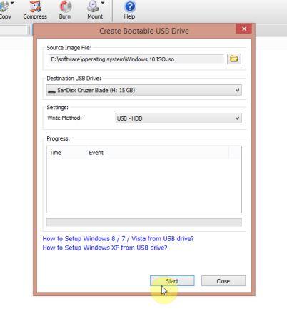 make windows 10 bootable 2