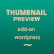thumbnail preview
