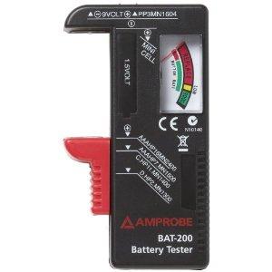 Amprobe BAT 200 Battery Tester