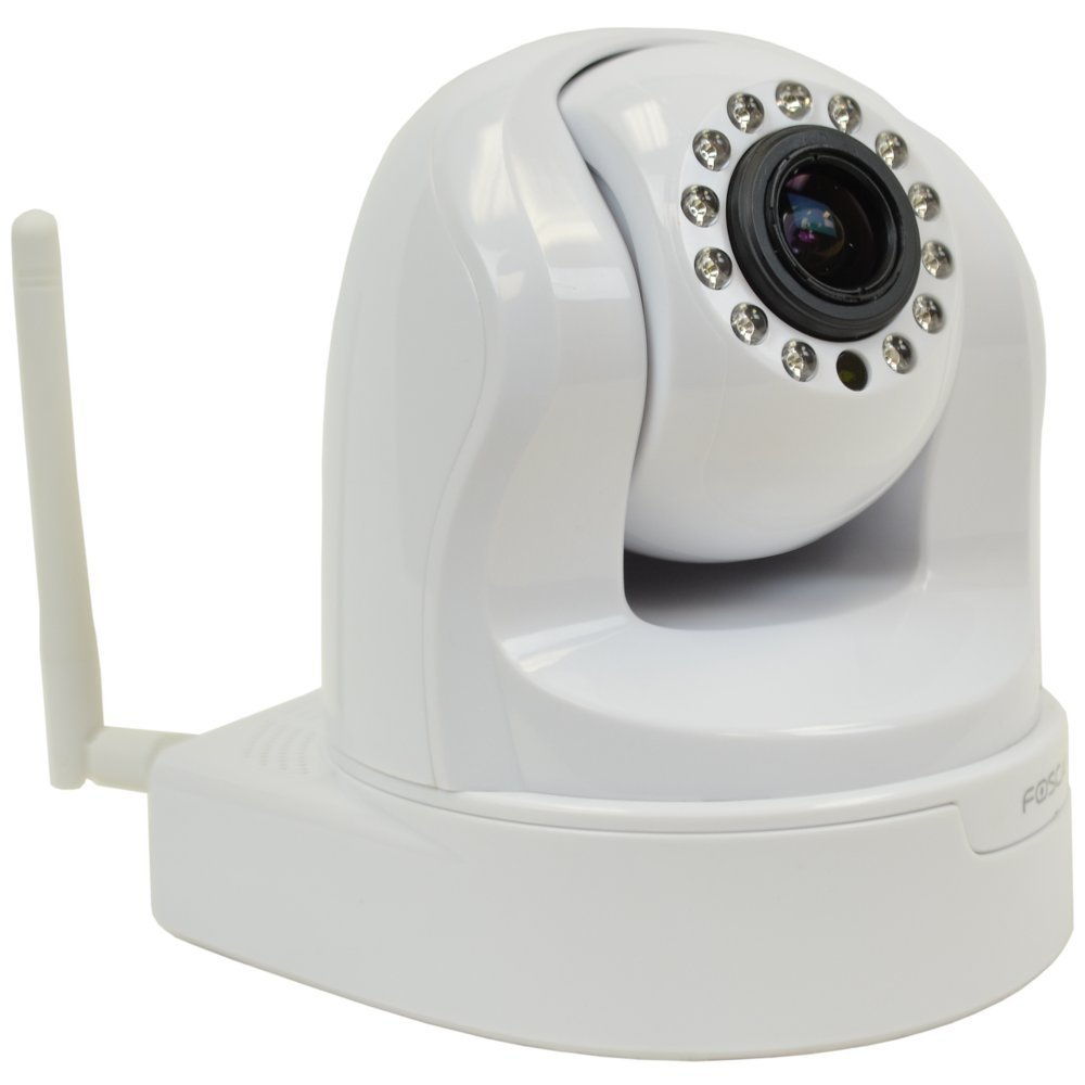 Foscam FI9826W 1.3 Megapixel 3X Optical Zoom H.264 Tilt Wireless IP Camera