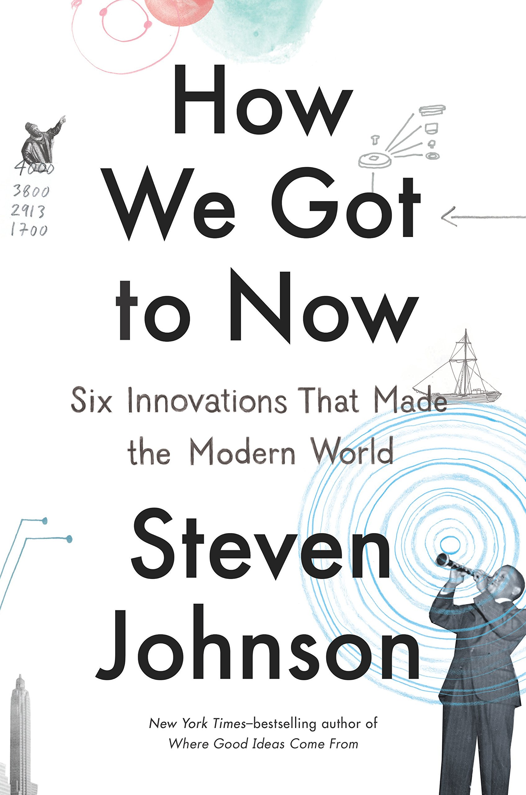 How We Got to Now- by Steven Johnson