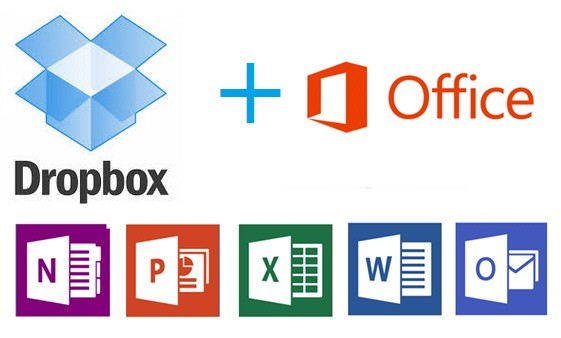 How to add Dropbox to Microsoft office apps in Android