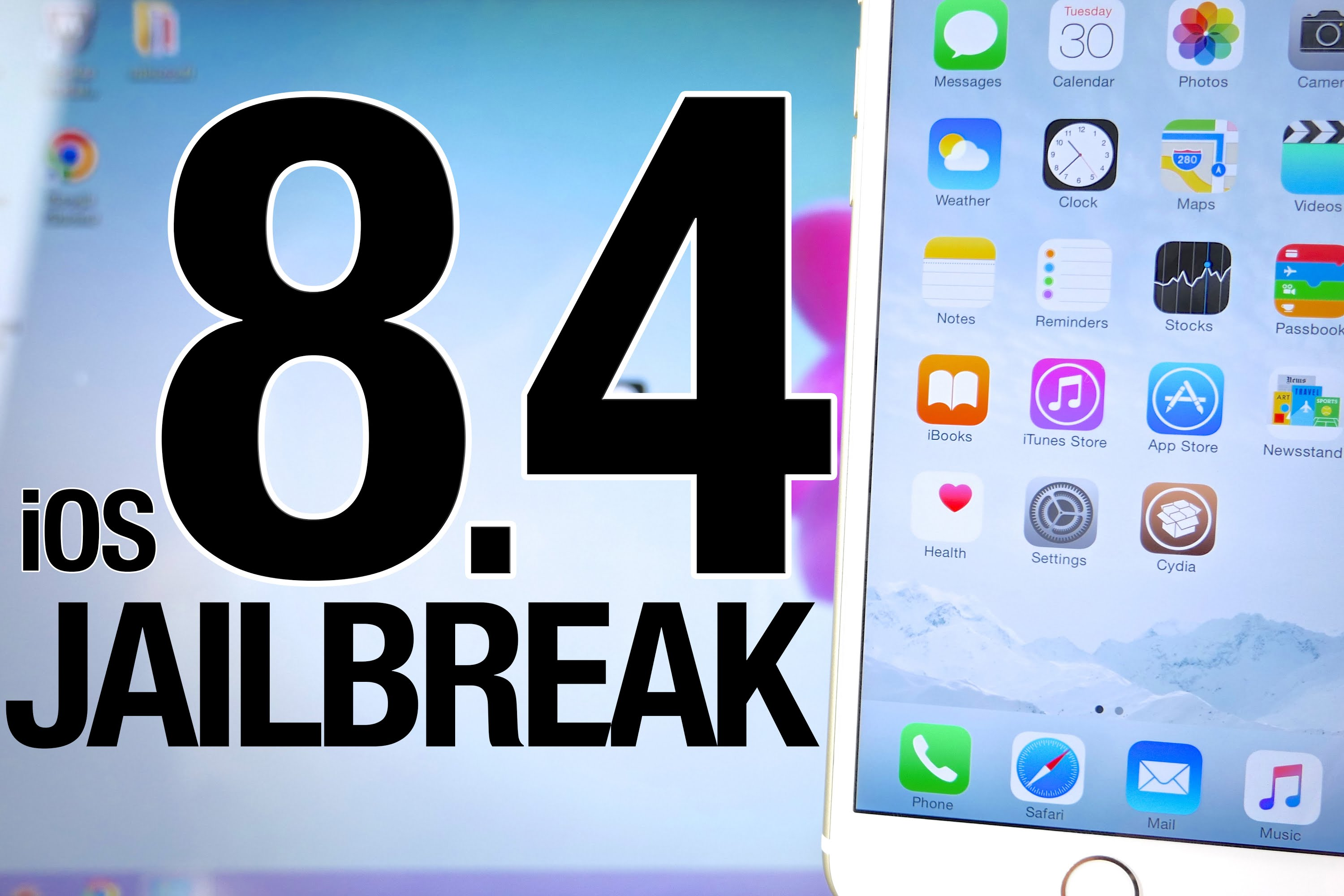 How to jailbreak iOS 8.4 with TaiG on mac OS X