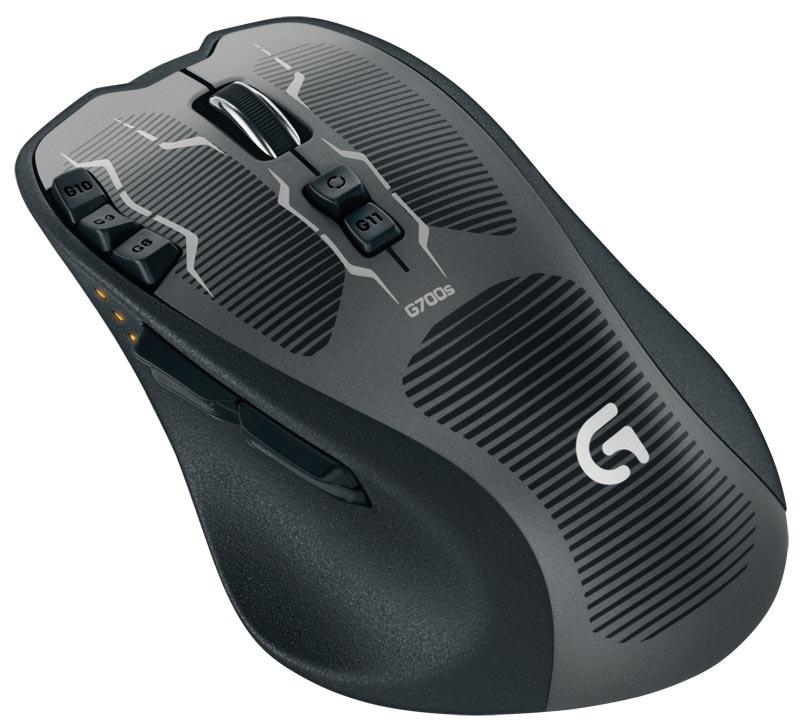 Logitech G700s Rechargeable Mouse