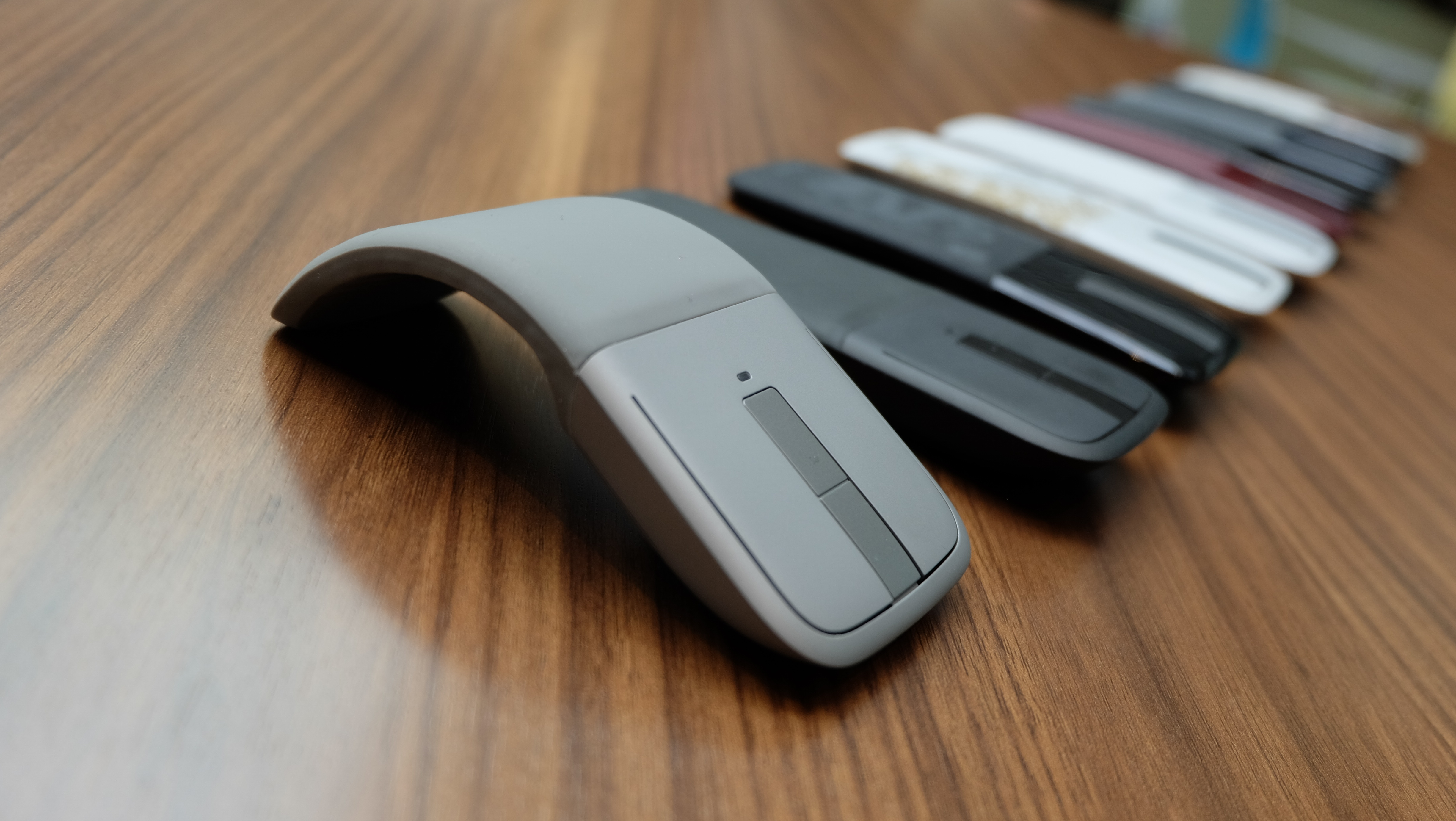 Microsoft wireless arc touch mouse
