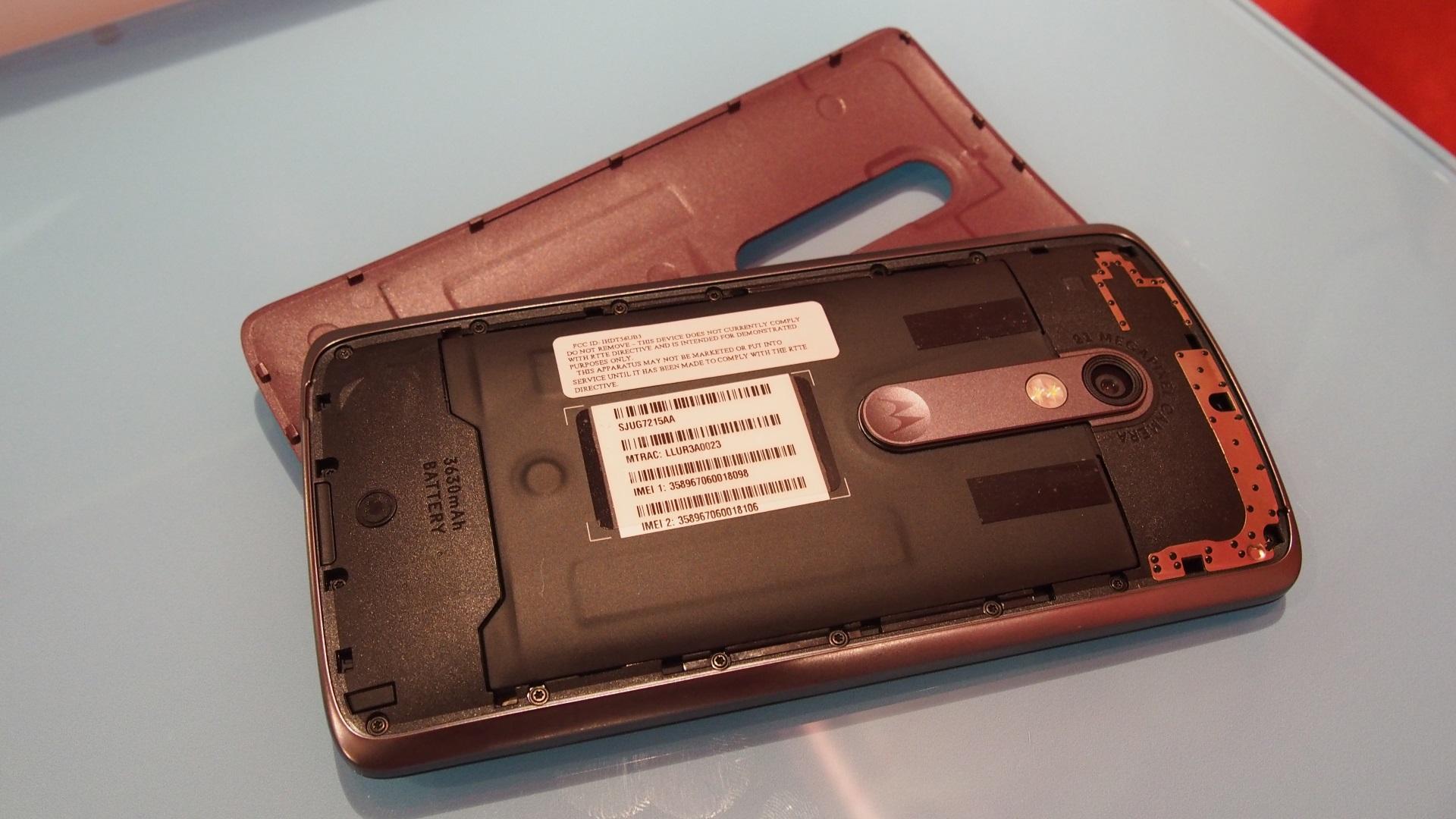 Motorola Moto X Play Battery