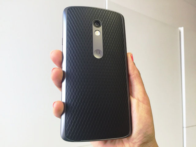 Motorola Moto X Play Design