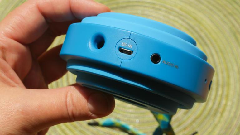 Philips Flex Bluetooth Speaker Connectivity