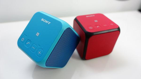 Sony SRS-X11 Design