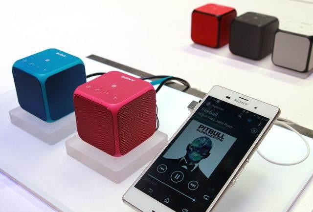 Sony SRS-X11 Sound