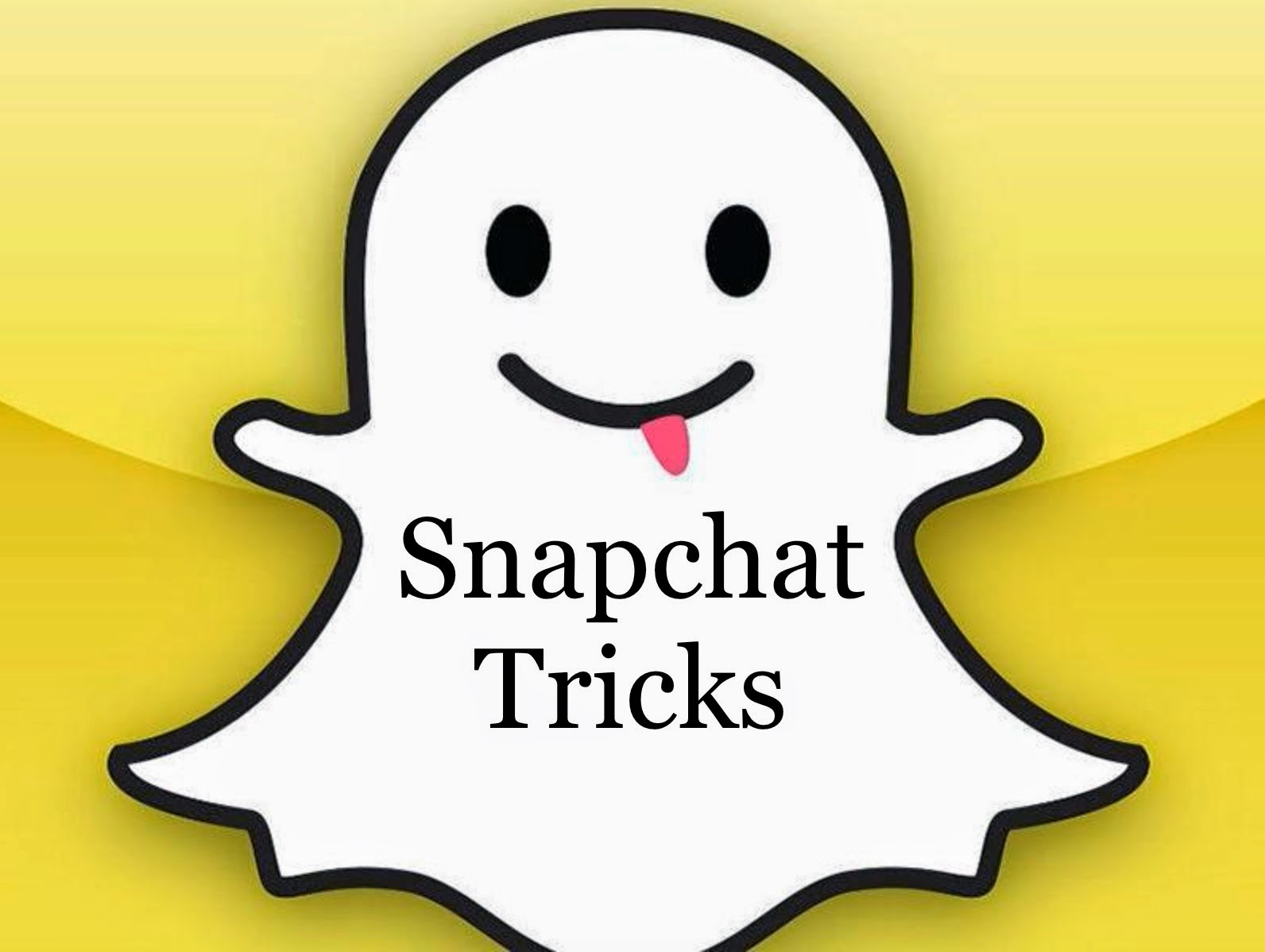 Top 10 Best Snapchat tricks of 2015