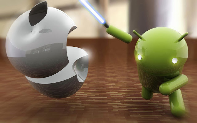 4 ways why android is better than iPhone 2017