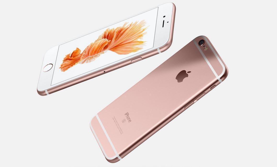 Apple iPhone 6s plus- Design and display