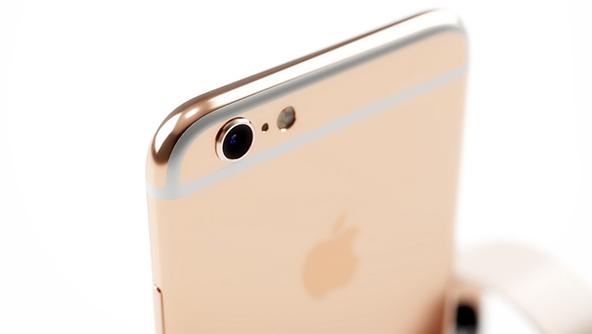 Apple iPhone 6s plus- camera
