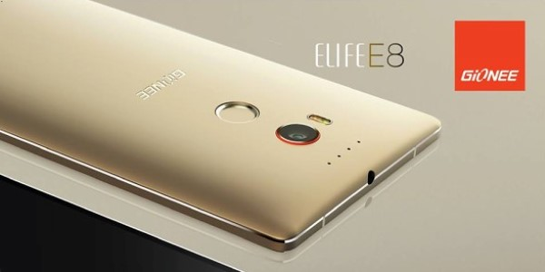 Gionee Elife E8 camera