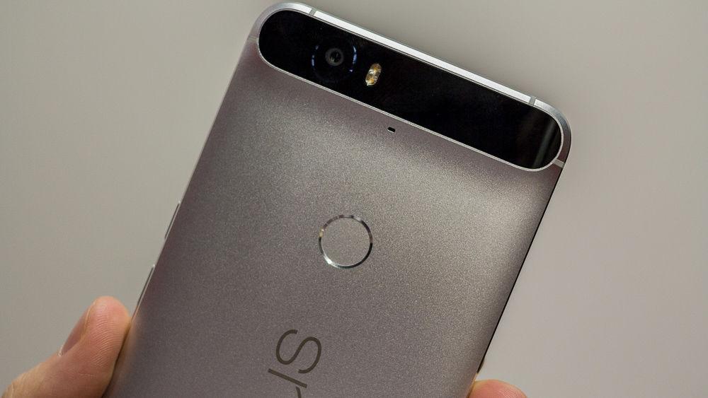 Google Nexus 6P- camera
