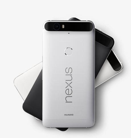 Google Nexus 6P- design