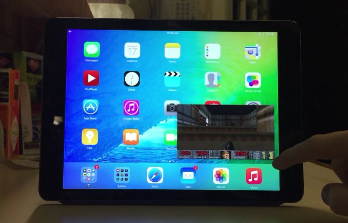How to enable Picture-in-Picture mode in iOS 9 on iPad
