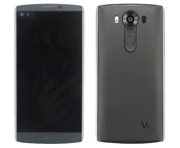 Lg v10 design