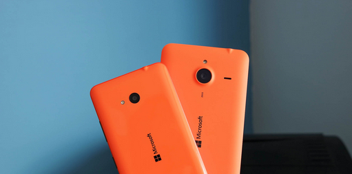 Microsoft Lumia 640 XL LTE camera