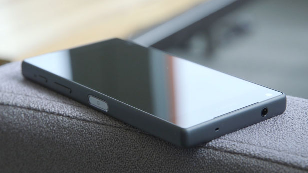 Sony Xperia Z5 fingerprint scanner