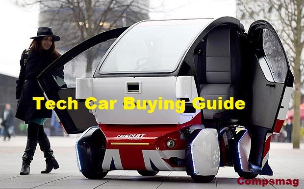 Tech Car Buying Guide